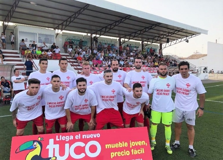 Victoria del Almagro CF por 2-0 frente al CD Toledo en un partidazo disputado en el Manuel Trujillo