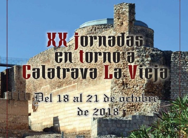 Carrión de Calatrava celebra del 18 al 21 de octubre las XX Jornadas de Calatrava La Vieja