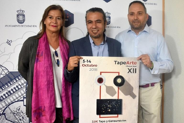 Ciudad Real 37 Establecimientos hosteleros participan en la XII Edición de Tapearte