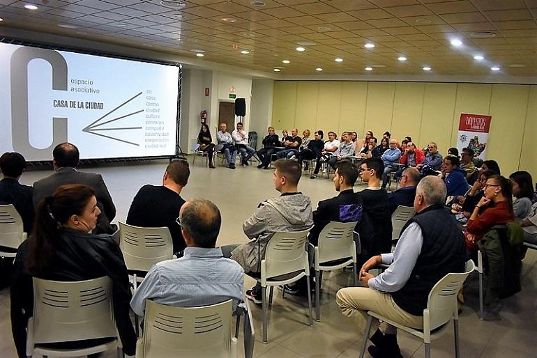 Ciudad Real Presentado el nuevo espacio asociativo La Casa de la Ciudad