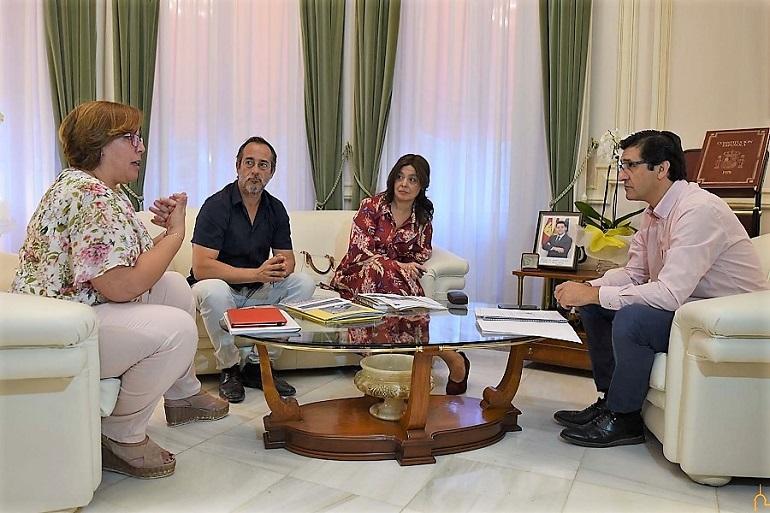 Ciudad Real y Poblete suman fuerzas para impulsar el centro de interpretación de la Batalla de Alarcos