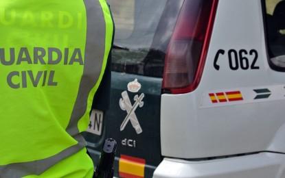 Daimiel: Detenidas cinco personas por el robo de 22 baterías y más de mil litros de gasoil en explotaciones agrícolas