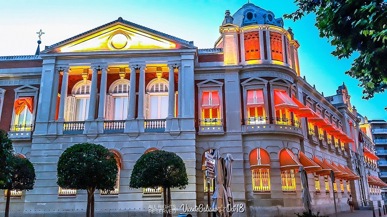 El Palacio de la Diputación Provincial de Ciudad Real celebra el 125 Aniversario de su entrada en funcionamiento