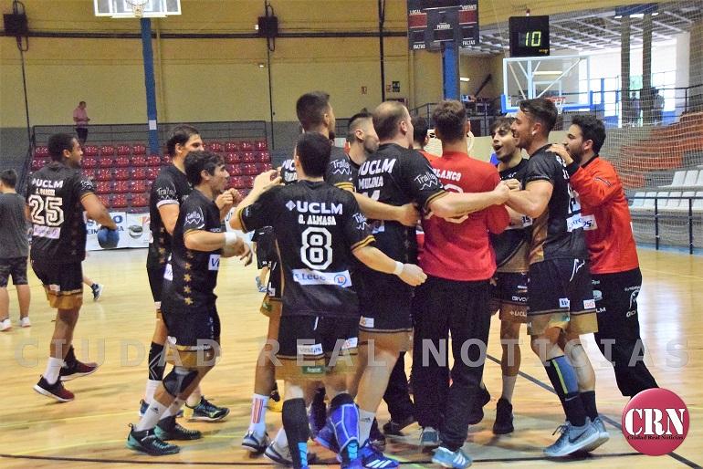 El Vestas BM alarcos de Ciudad Real colidera por primera vez en su historia la clasificación de la División de Honor Plata
