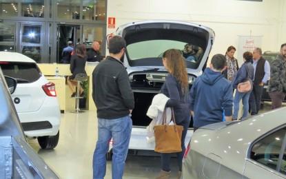 Manzanares: El 8º Salón del Automóvil cumple las expectativas