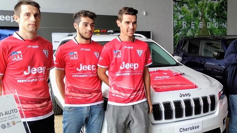 Serviauto seguirá colaborando como sponsor un año más del CD Miguelturreño