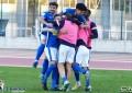 Victoria del Manchego por la mínima ante el Toledo que presentó un partido difícil en el Estadio Rey Juan Carlos