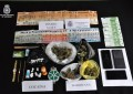 Ciudad Real: Desactivados dos puntos de venta de droga que distribuían cocaína y marihuana a menores de edad