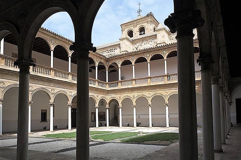 Convento de la Asunción. Dominicos. Almagro