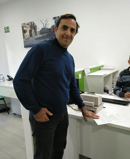 Miguel Angel García LLorente Cs Miguelturra