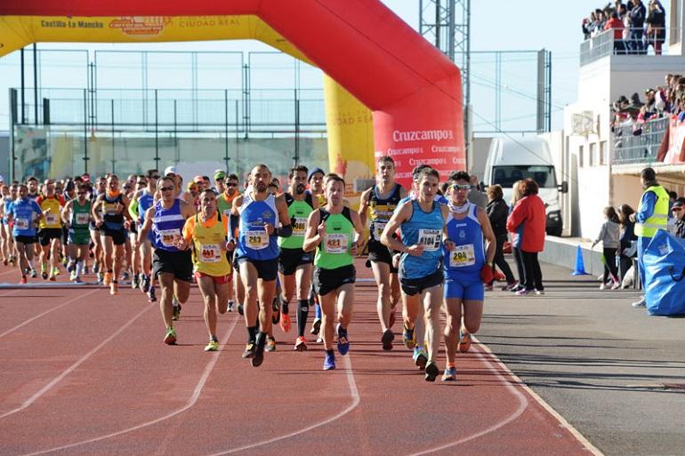 Miguelturra 654 Atletas participarán en la XV Media Maratón Rural este fin de semana