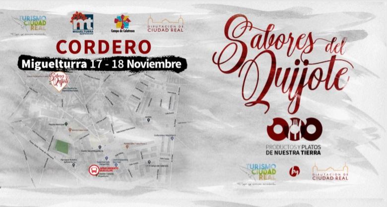 Miguelturra celebra este fin de semana una nueva edición de Sabores del Quijote con el cordero como producto de nuestra tierra