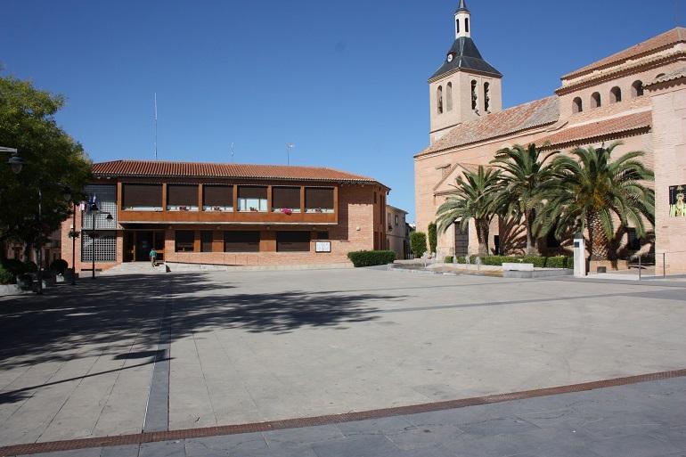 Plaza de la Villa de Torralba