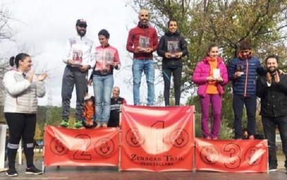 Puertollano: Jesús Gil y Gemma Arenas se llevan la V Zenagas Trail