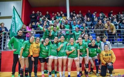El BM Bolaños justo vencedor del derby regional frente al Soliss BM Pozuelo