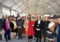 Ciudad Real: Inaugurada la Pista de Hielo navideña instalada en la Plaza de la Constitución