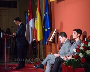 """Ciudad Real: La Diputación Provincial celebró el reconocimiento a sus """"diputados de la democracia"""" con motivo del 125 Aniversario del Palacio Provincial"""