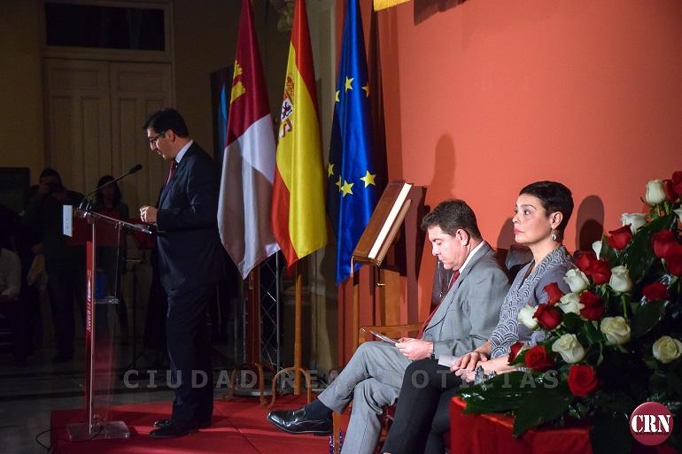 Ciudad Real La Diputación Provincial celebró el reconocimiento a sus diputados de la democracia con motivo del 125 Aniversario del Palacio Provincial