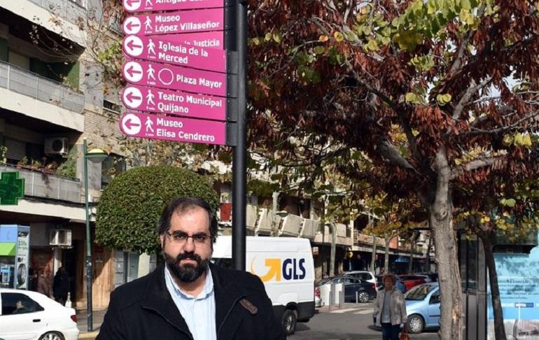 Ciudad Real Nueva señalización peatonal turística para la capital