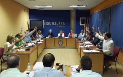 Cs Miguelturra logra el apoyo unánime para invertir 500.000 € de superávit en el arreglo del estadio municipal