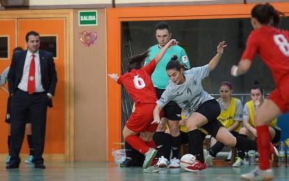 El Almagro FSF tras su victoria en Salamanca se pone a un punto del líder con el que se jugará el primer puesto el próximo fin de semana
