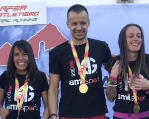 Gemma Arenas consigue el subcampeonato de España de Trail