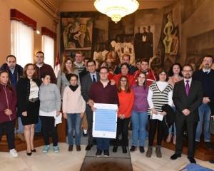 La Diputación Provincial de Ciudad Real celebra el tradicional pleno con motivo del Día Internacional de las Personas con Discapacidad