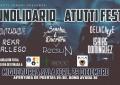 """Miguelturra: Todo listo para la I Edición del festival benéfico """"Soundlidario Atutti Fest"""""""