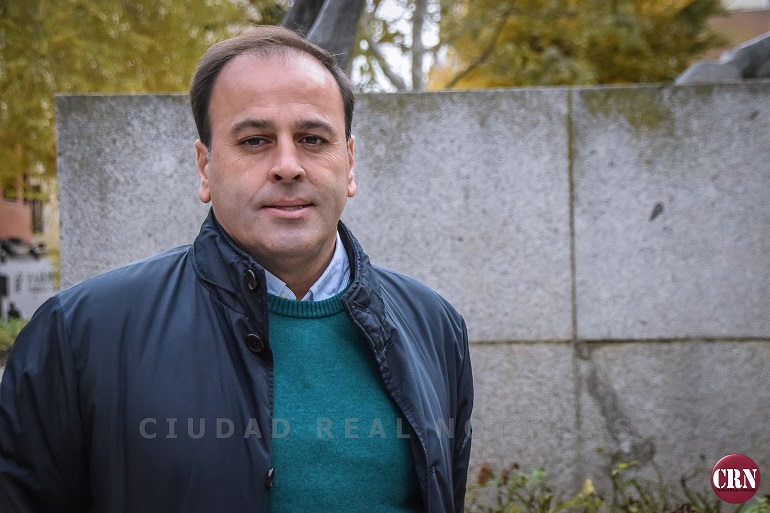 Presidente Provincial de Vox Ciudad Real 03122018
