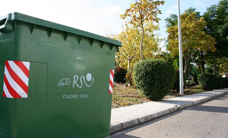 RSU mantiene la huelga de recogida de basura para estas fiestas navideñas