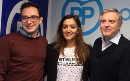 La bolañega Victoria Gómez Chacón entra a formar parte de la Junta de Gobierno del Colegio Nacional de Ciencias Políticas y Sociología