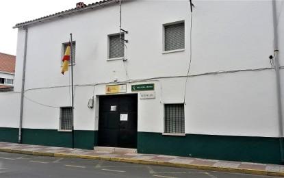 """La Guardia Civil deja de prestar """"Servicio de Atención al Ciudadano"""" en Miguelturra"""
