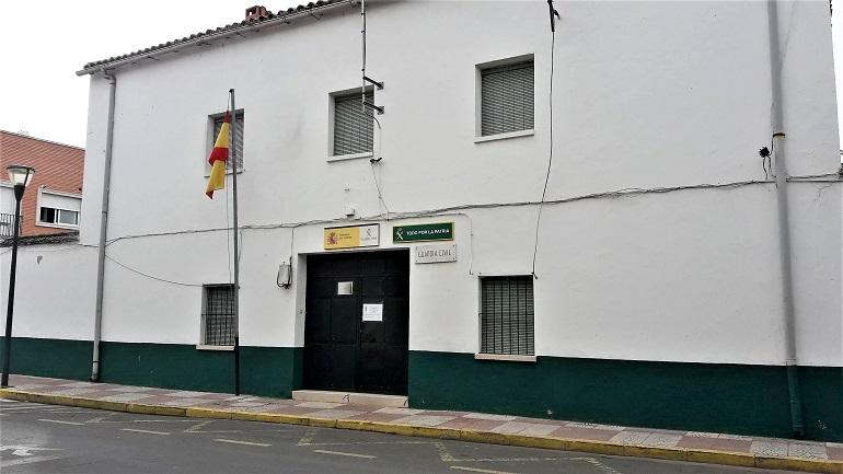 La Guardia Civil deja de prestar Servicio de Atención al Ciudadano en Miguelturra