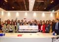 Los 15 alcaldes del Campo de Calatrava firman el convenio del nuevo Parque Cultural Calatrava