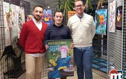 Miguelturra: Presentado el cartel ganador del Concurso del Carnaval 2019