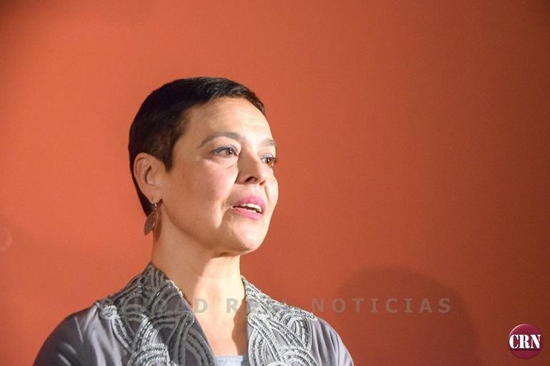 Pilar Zamora anuncia su intención de presentarse a la reelección en los próximos comicios del 26 de mayo