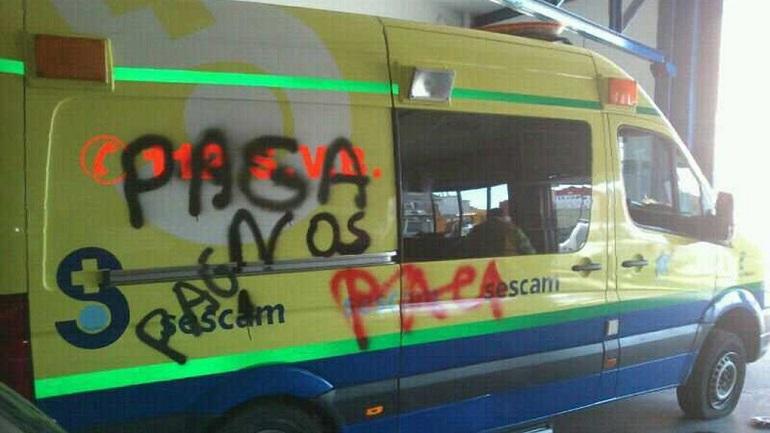 CCOO denuncia el retraso en el pago de las nóminas de los trabajadores de las ambulancias en las provincias de Ciudad Real, Albacete y Guadalajara