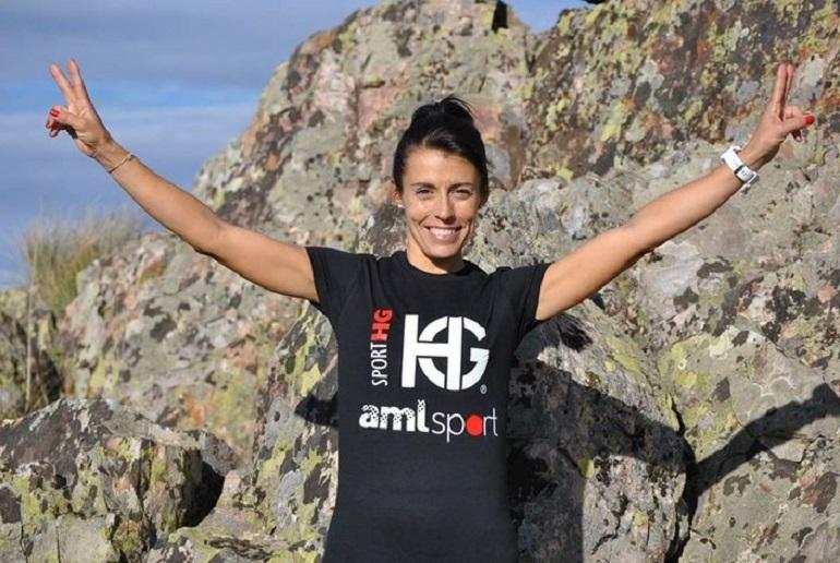 Gemma Arenas vuelve a quedar tercera en el III Campeonato de España de Snow Running celebrado en Sierra Nevada