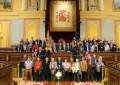 """Malagón presentó hoy su """"marca"""" en el Congreso de los Diputados"""