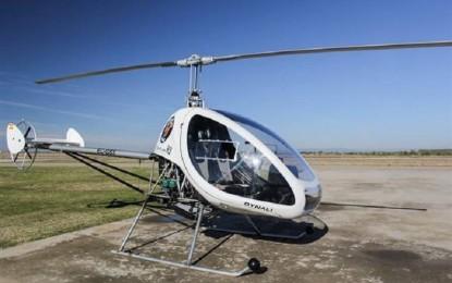 Puertollano: Helicópteros Deportivos de España (Hedespa) tiene previsto invertir 1,7 millones en una planta en la ciudad minera