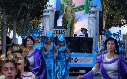 Torralba de Calatrava mantiene los premios y las cuantías para el desfile de Carrozas y Comparsas