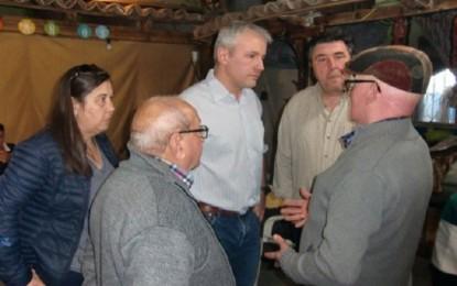 Villamayor de Calatrava: Juan Antonio Callejas se presentará a la reelección en las próximas municipales