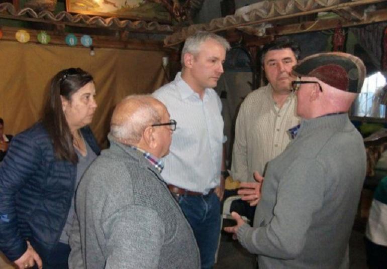 Villamayor de Calatrava Juan Antonio Callejas se presentará a la reelección en las próximas municipales