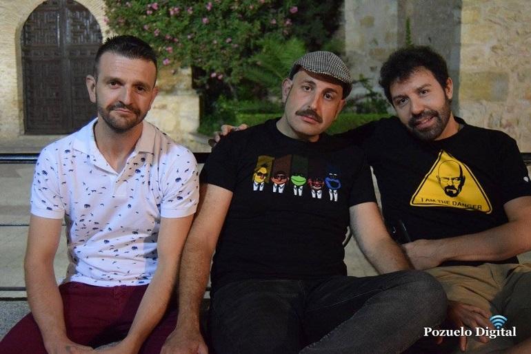 Almagro Noche de monólogos con Agustín Durán y Fernando Chacón dentro de la campaña Humor con Vino con motivo de FENAVIN 2019
