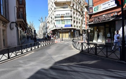 Ciudad Real: Desvío del tráfico desde este lunes con motivo de las obras de peatonalización en la calle Calatrava