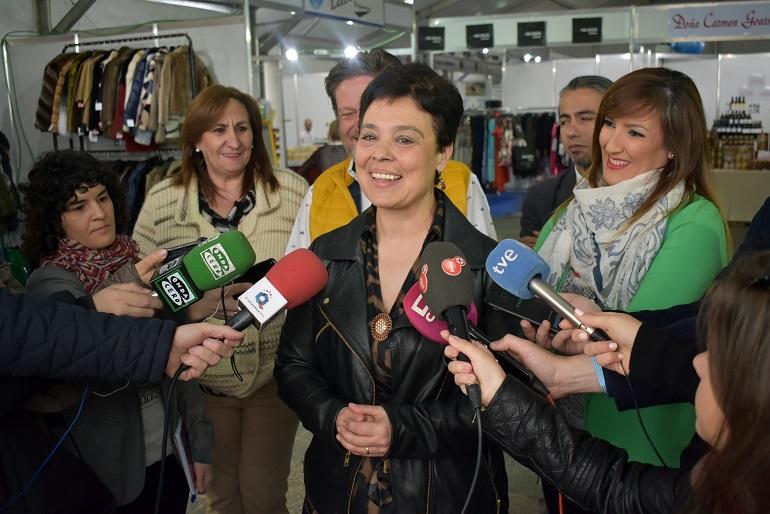 Ciudad Real Abierta la XVIII Feria del Stock en la Plaza Mayor hasta el domingo con descuentos de hasta el 90 por ciento