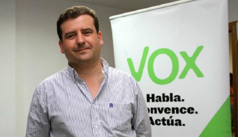 Ciudad Real Ricardo Chamorro será el candidato de Vox al congreso en las generales