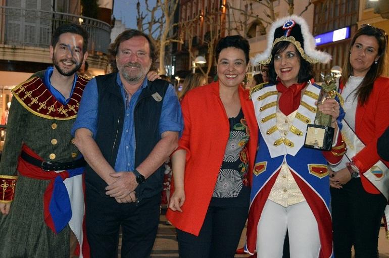 Ciudad Real la revolución francesa triunfa en el Domingo de Piñata