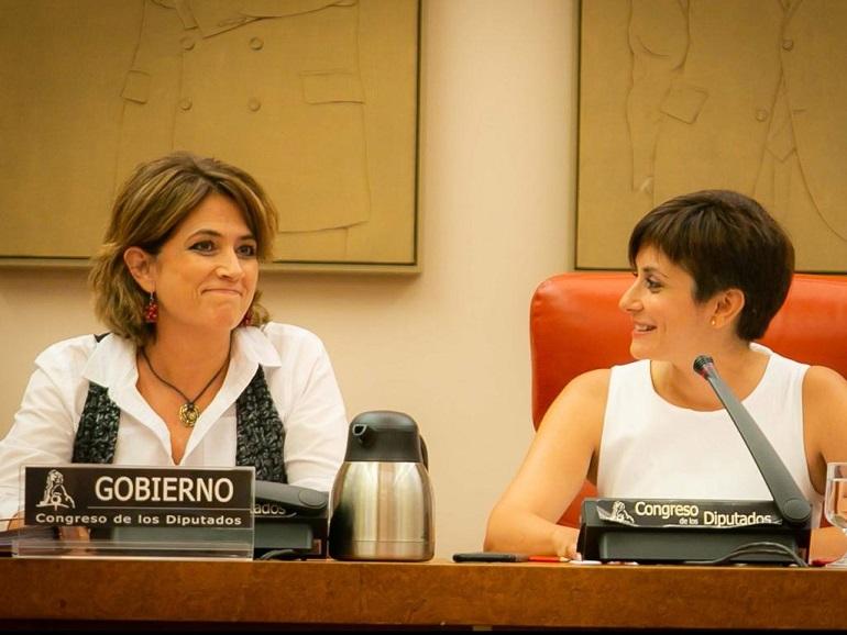 Isabel Rodríguez agradece al Gobierno de España el inicio de los trámites para que comience la reforma del edificio de los Juzgados de Puertollano