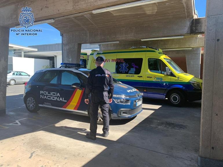 La Policía Nacional, a través del interlocutor policial sanitario, realizó durante el pasado año 33 reuniones con responsables del sector sanitario